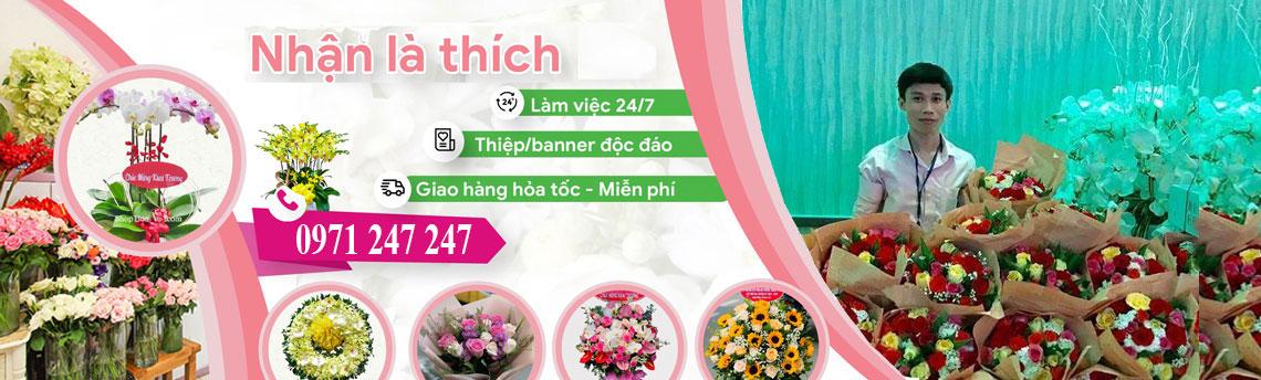 shop hoa tươi gò vấp
