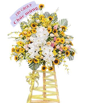 Hoa Chúc Mừng K142